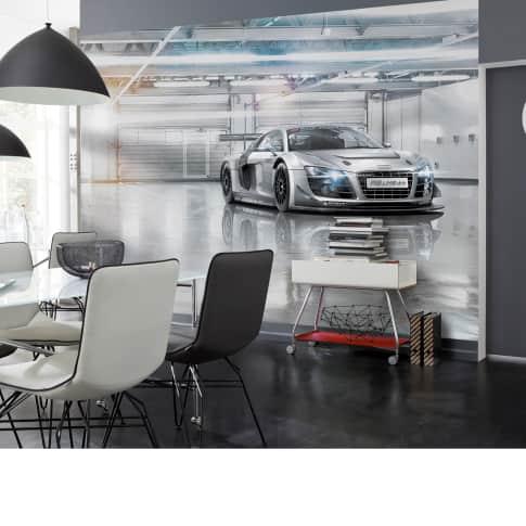 Fototapete Audi R8 Le Mans Katalogbild