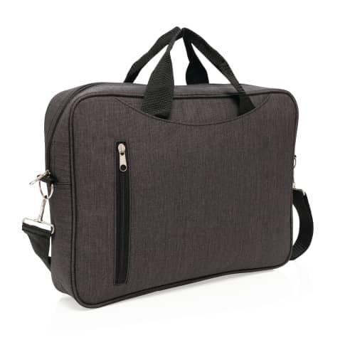 """Laptop-Tasche Basic, bis 15"""" Zoll, 10 Liter Vorderansicht"""