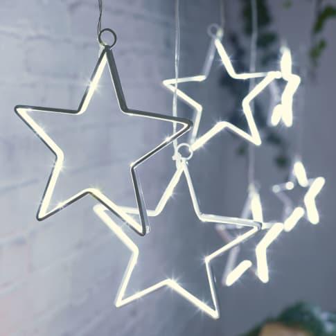 LED-Lichterkette Sterne Katalogbild