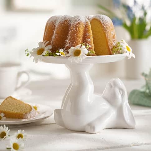 Kuchenplatte Hase Katalogbild