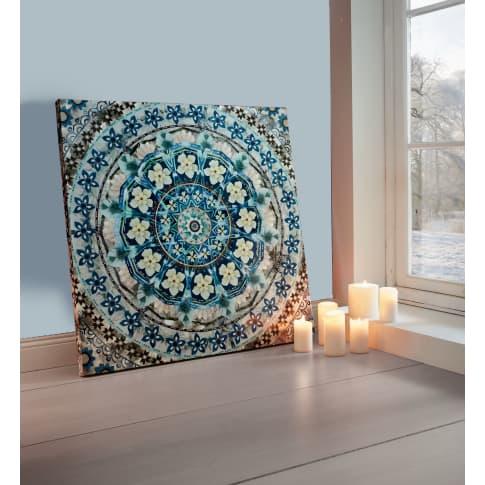 Bild Blue Mandala Katalogbild