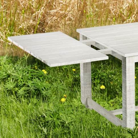 Outdoor-Tischseitenteile, 2-tlg. Lordi, klassisch, Holz Katalogbild