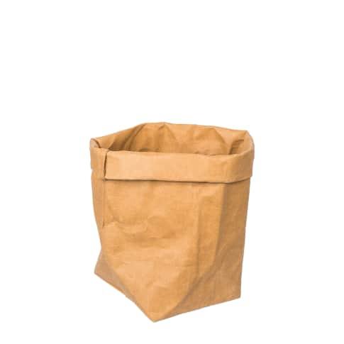 Behälter aus abwaschbarem Papier PARANA S Vorderansicht