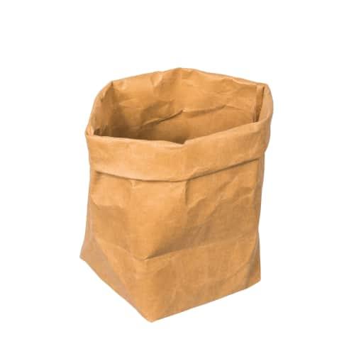 Behälter aus abwaschbarem Papier PARANA M Vorderansicht