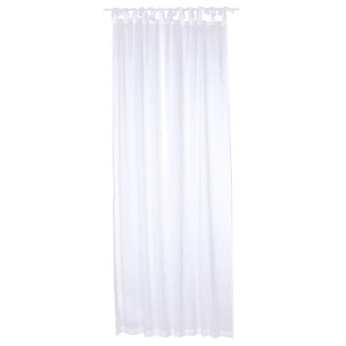 Vorhang-Set, 2-tlg., Baumwolle Vorderansicht
