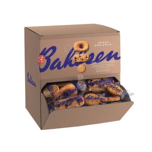 Süßes Dreierlei, 150-tlg., Deloba, Hit Mini & Chokini, ca. 6,5 g Vorderansicht