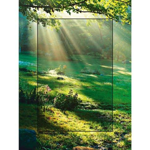 """Bild """"Gift of light"""" Vorderansicht"""