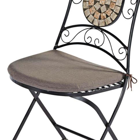 Sitzkissen-Set, 2-tlg. Kemo, Stuhlauflage, Baumwolle Vorderansicht