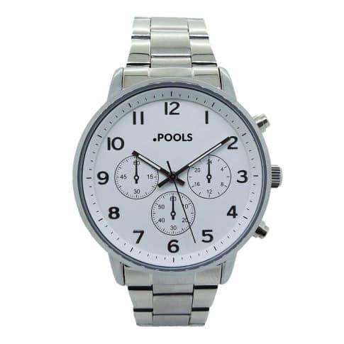 Armbanduhr, Chrono-Optik Vorderansicht