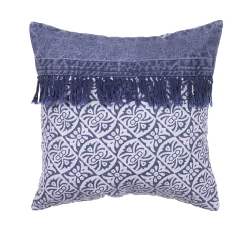Kissenhülle Fatiha, besonders kuschelige Qualität, 100% Baumwolle , ca. L40 x B40 cm Vorderansicht
