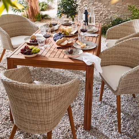 Outdoor-Tisch Mera, ausziehbar Katalogbild