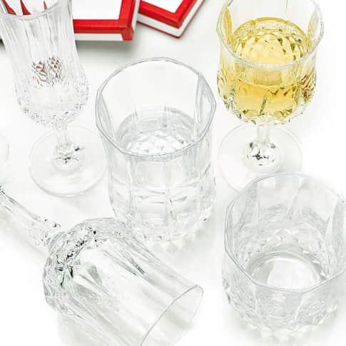 "Longdrinkglas-Set ""Longchamp"", 6-tlg., geschliffen, klassisch Katalogbild"