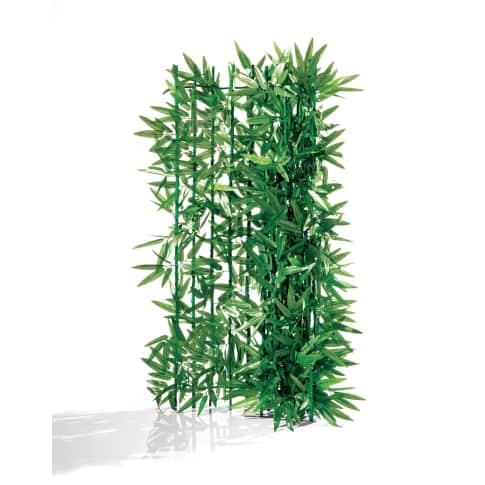 Spar-Set Sichtschutz, 2-Stk. Bambus Vorderansicht