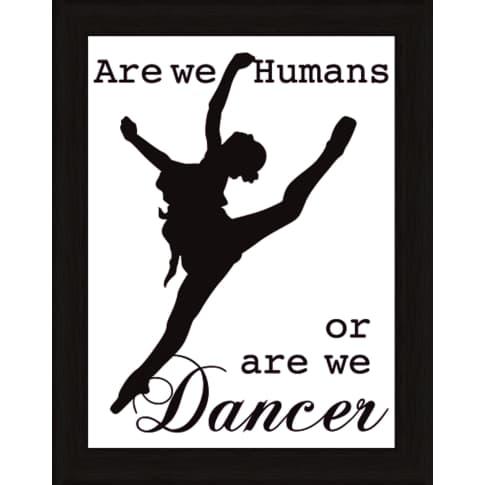 Bild Tänzer Vorderansicht