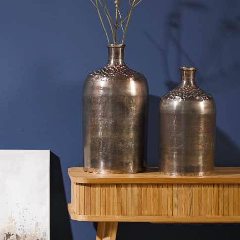 Deko-Vase Ming, Aluminium Katalogbild