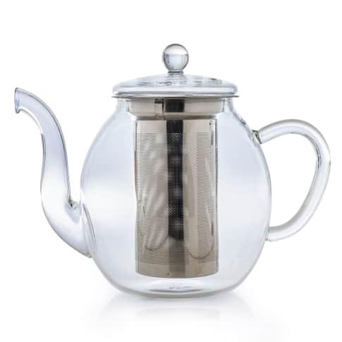Teekanne hoch 1,0l Vorderansicht