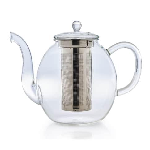 Teekanne hoch 1,5l Vorderansicht
