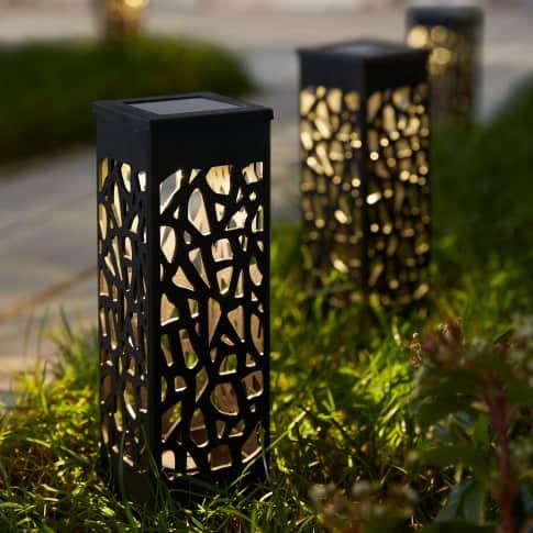 Solarleuchten-Set, 2-tlg. Garden Lights Katalogbild