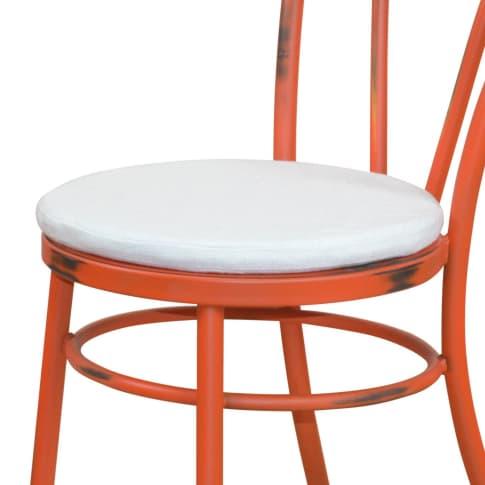 Sitzkissen-Set, 2-tlg. Mia Vorderansicht