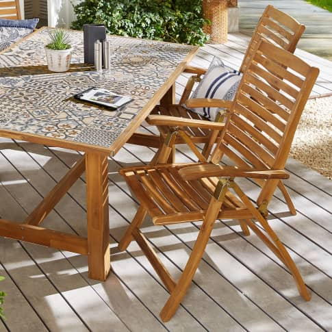 Spar-Set Outdoor-Sessel-Set, 2-tlg. Scona Katalogbild
