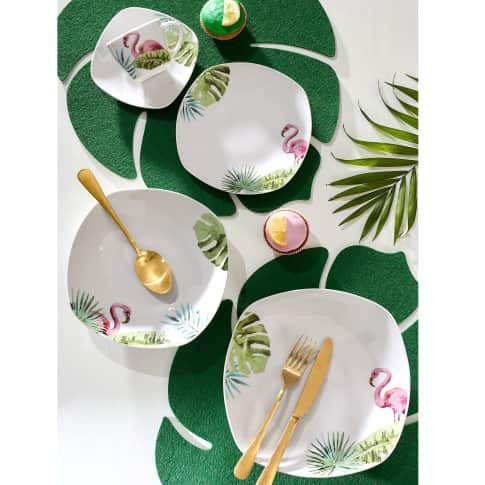 Geschirr-Set, 30-tlg. Flamingo Katalogbild