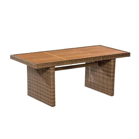 Outdoor-Tisch Florenz Vorderansicht