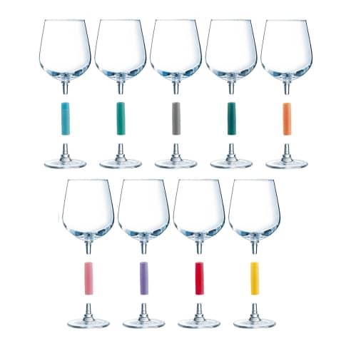 Party Gläser-Set Vorderansicht