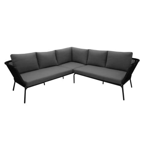 Outdoor-Lounge-Set, 2-tlg. Verona Vorderansicht