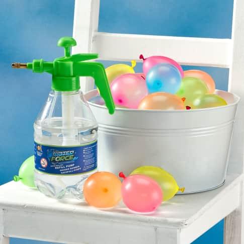 Wasserballons mit Pumpe Katalogbild