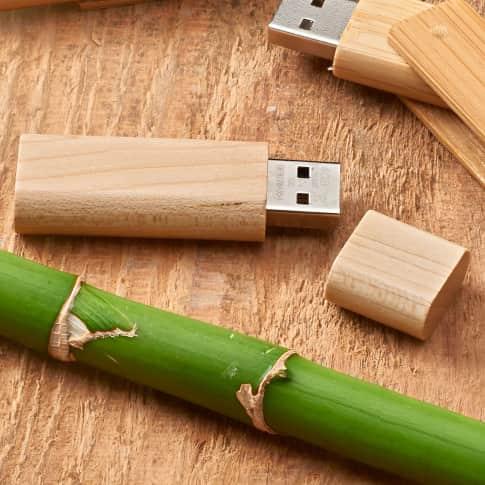USB-Stick, Holz 4GB Katalogbild
