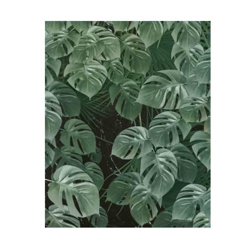 Vlies Fototapete Botanic Vorderansicht