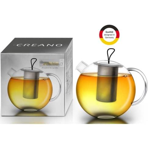 Tee-Kannen-Set, 4-tlg. Jumbo Vorderansicht