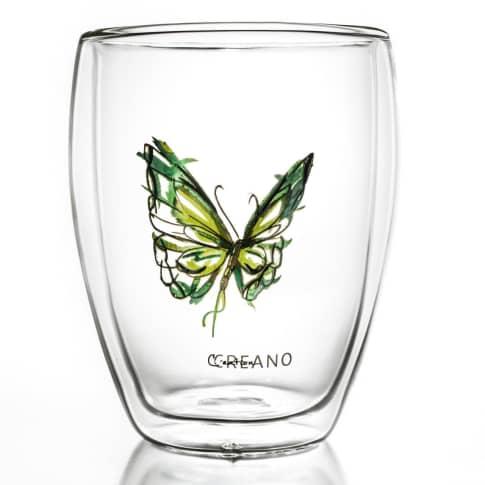 Thermo-Glas-Set, 3-tlg. Colourfly, 250ml Vorderansicht