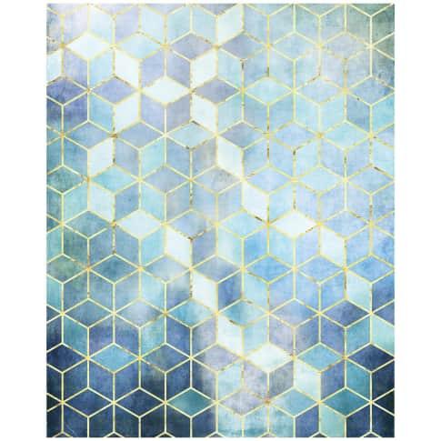 Digitaldruck Fototapete Cube Vorderansicht