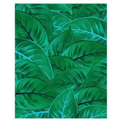 Digitaldruck Fototapete Blätter Vorderansicht
