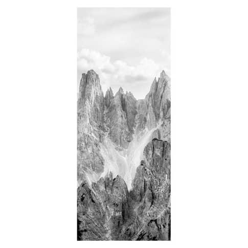 Digitaldruck Fototapete Gletscher Vorderansicht