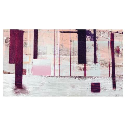 Digitaldruck Fototapete Flammend Vorderansicht
