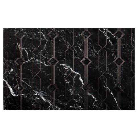 Digitaldruck Fototapete Kupfer und Marmor Vorderansicht