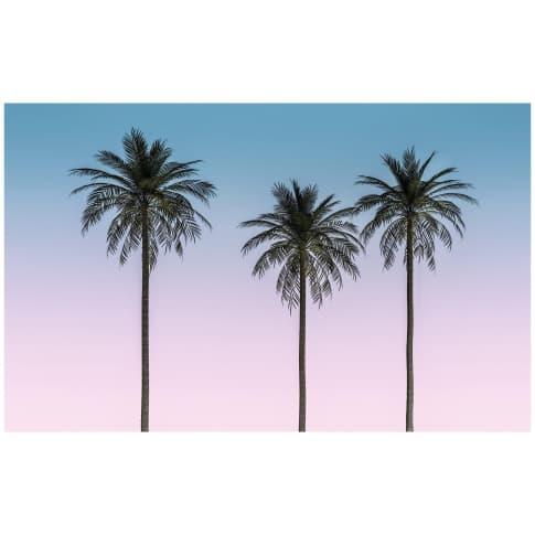Digitaldruck Fototapete Palmsprings Vorderansicht