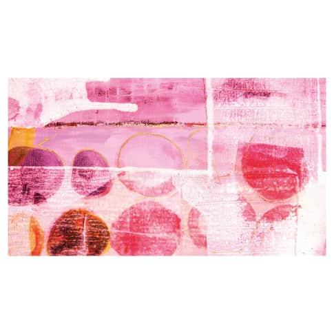 Digitaldruck Fototapete Pinky Vorderansicht