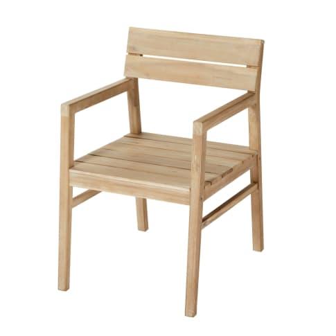 Outdoor-Stuhl Vara Vorderansicht