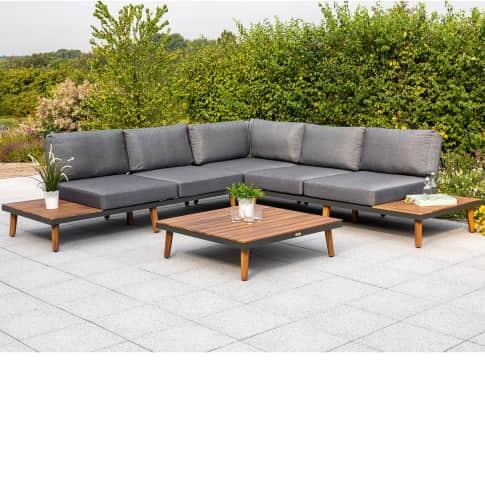 Outdoor-Lounge-Set Vorderansicht
