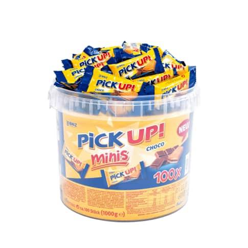 PiCK UP! Minis Choco, ca. 1kg Vorderansicht