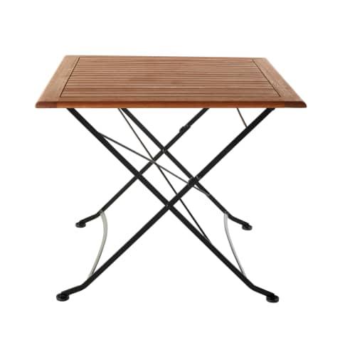 Outdoor-Tisch, eckig Bellagio Vorderansicht