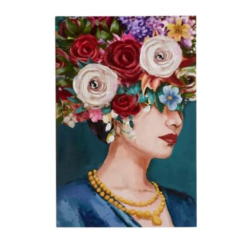 Bild Flower Women Vorderansicht