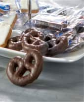 Lebkuchen-Brezeln, 1,3 kg, ca. 115 Stück Inszeniertes Bild
