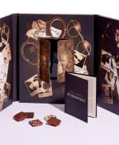 Adventskalender Criminal Christmas, inkl. Buch und QR Code zum herunterladen von dem Hörbuch, ca. B29xT5xH29 cm Inszeniertes Bild