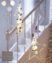 LED-Deko-Objekt Starlight, beleuchtet Inszeniertes Bild