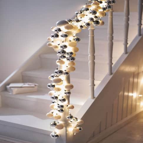 LED-Girlande Glam, ca. 190 cm lang Inszeniertes Bild