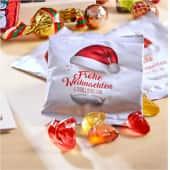 Fruchtgummi-Set, 50-tlg. Frohe Weihnachten, ca. 500g Inszeniertes Bild